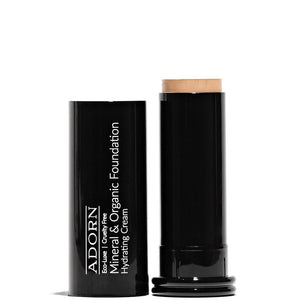 Adorn Cosmetics Hydrating Cream Mineral & Organic Foundation Stick