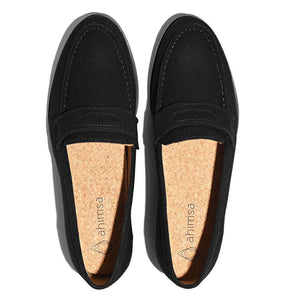 Slip On Penny Loafer  by Ahimsa at Petit Vour