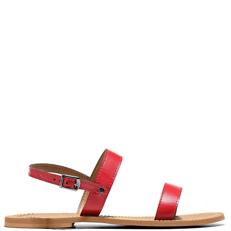 Palma Sandal  by Ahimsa at Petit Vour