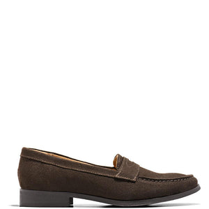 Slip On Penny Loafer 6 by Ahimsa at Petit Vour