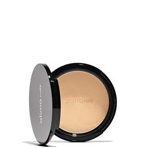 Pressed Foundation Compact 0.31oz | 9.0 g / Cardamom 8 by Alima Pure at Petit Vour
