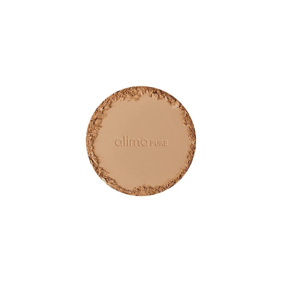 Alima Pure Pressed Powder Refill Chestnut