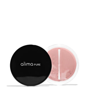Satin Matte Blush  by Alima Pure at Petit Vour