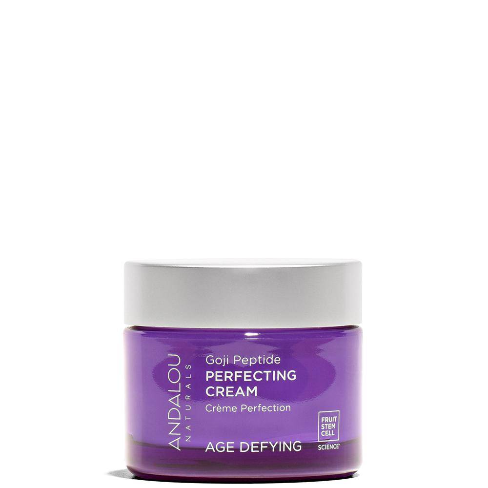 Goji Peptide Perfecting Cream 1.7 oz by Andalou Naturals at Petit Vour