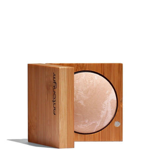 Baked Foundation 0.29 oz | 8.5 g / 02 Light by Antonym Cosmetics at Petit Vour