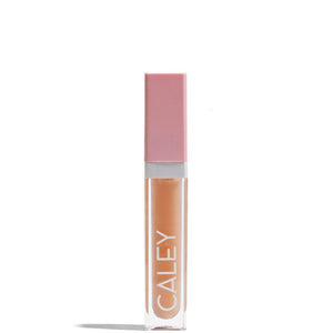 Beachy Kiss Natural Lip Gloss Coconut Kiss by Caley Cosmetics at Petit Vour