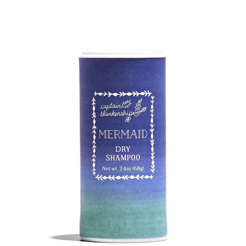 Mermaid Dry Shampoo 2.4 oz by Captain Blankenship at Petit Vour