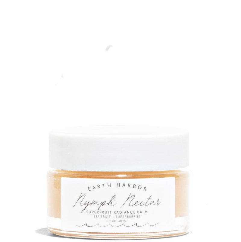 Nymph Nectar Superfruit Radiance Balm  by Earth Harbor at Petit Vour