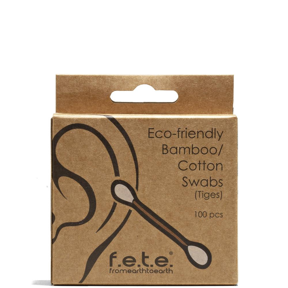 Cotton Swabs  by F.E.T.E. at Petit Vour