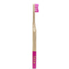 Firm Toothbrush Funky Fuschia by F.E.T.E. at Petit Vour