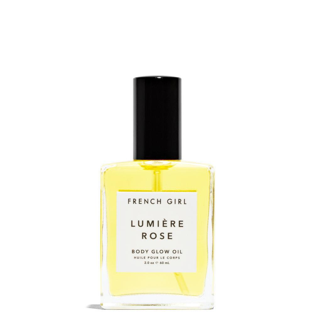 Rose Lumière Body Glow Oil 2 oz | 60 mL by French Girl at Petit Vour