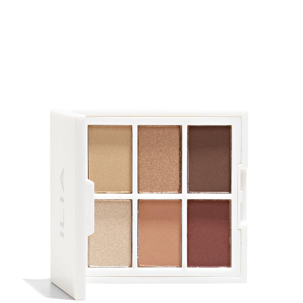 The Necessary Eyeshadow Palette | Warm Nude  by ILIA Beauty at Petit Vour