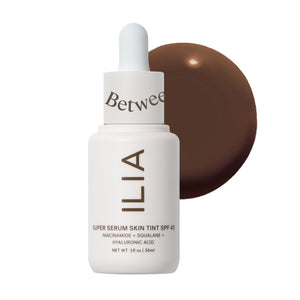 Super Serum Skin Tint SPF 40 Lovina ST19 by ILIA Beauty at Petit Vour