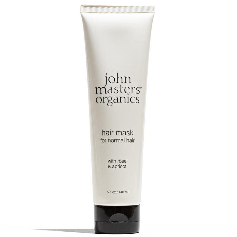 Hair Mask with Rose & Apricot 5 fl oz by John Masters Organics at Petit Vour