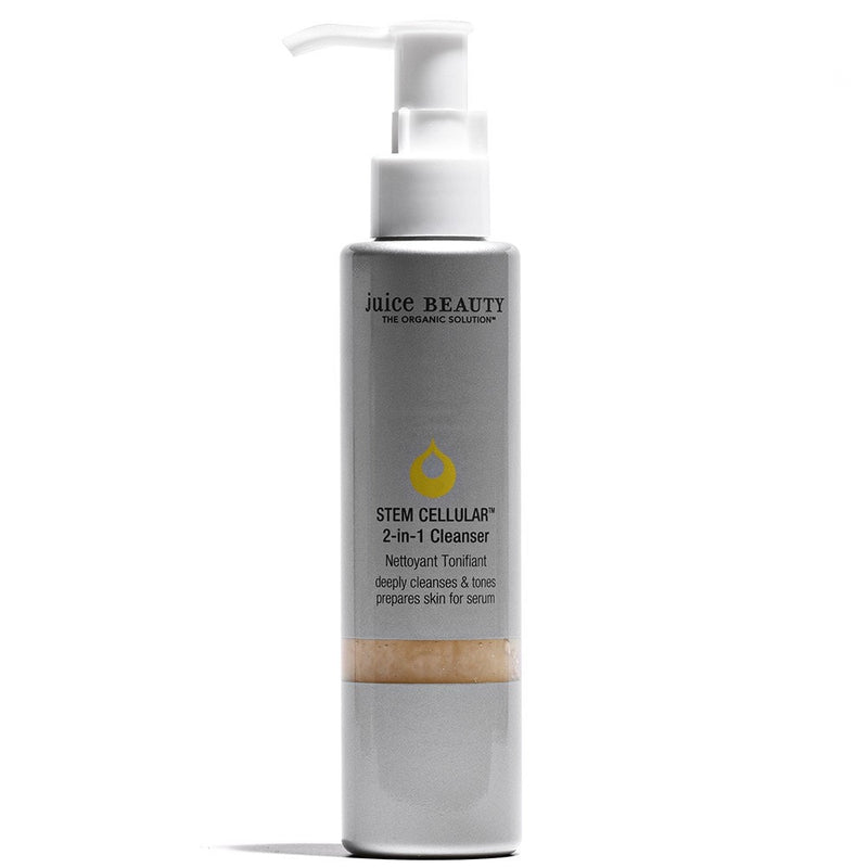 STEM CELLULAR™ 2-in-1 Cleanser 4.5 fl oz by Juice Beauty® at Petit Vour