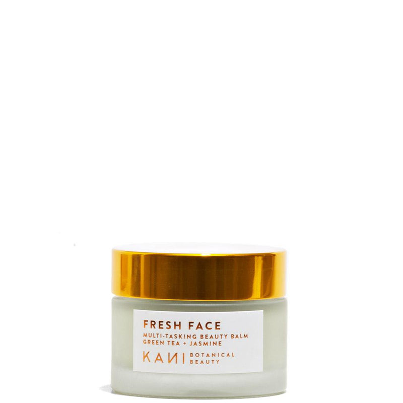 Fresh Face Jasmine + Calendula Cleansing Balm 2 oz by Kani Botanicals at Petit Vour