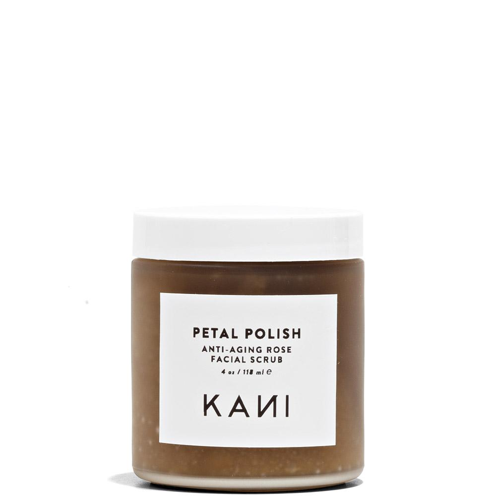 Petal Polish Face Mask 4 oz by Kani Botanicals at Petit Vour