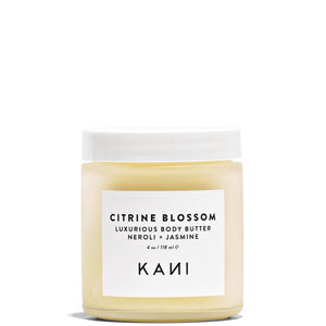 Citrine Blossom Body Butter  by Kani Botanicals at Petit Vour
