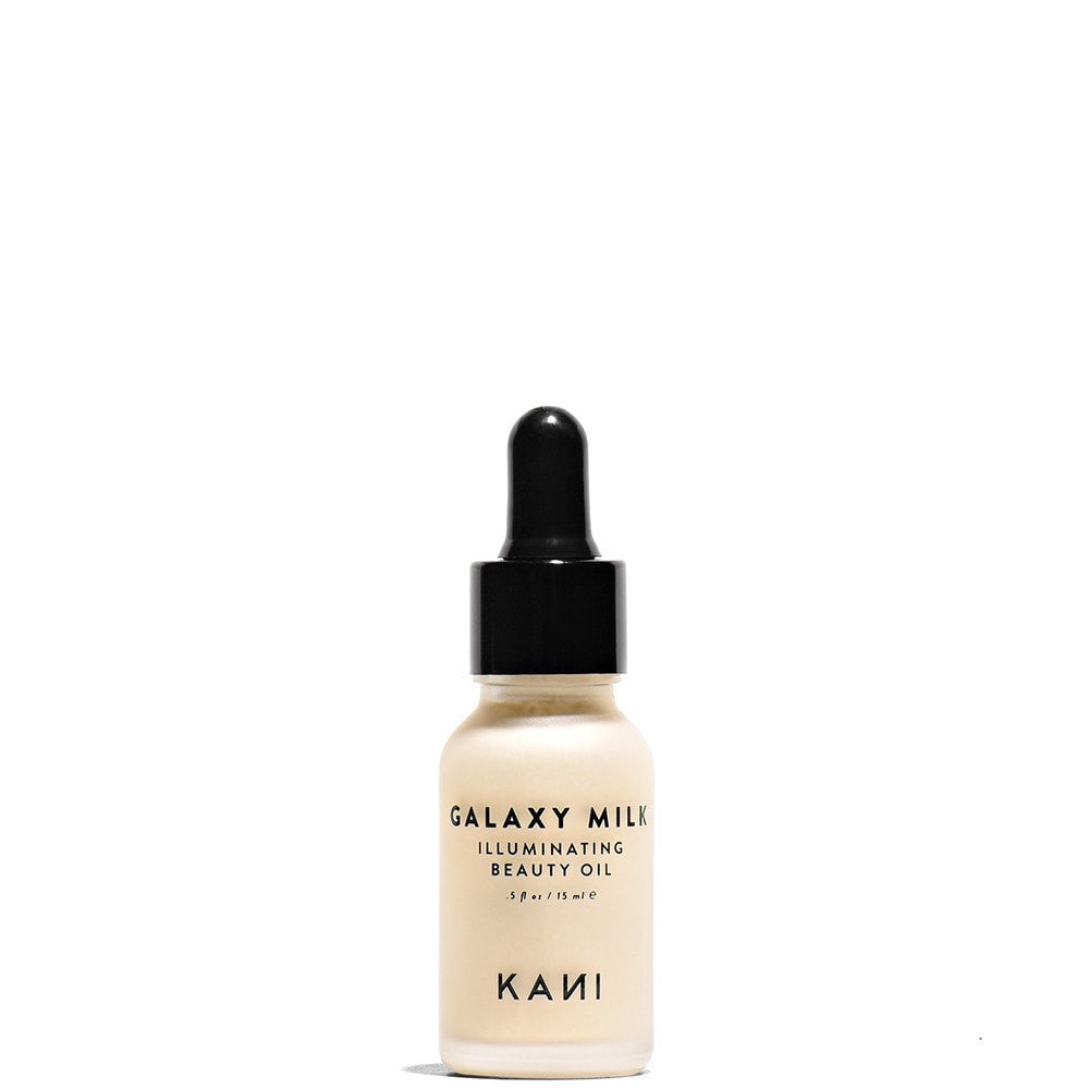 Galaxy Milk Illuminating Beauty Oil 15 mL by Kani Botanicals at Petit Vour