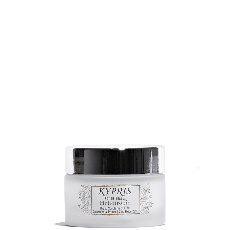 Pot of Shade - Heliotropic - SPF 30 .91 oz | 27 mL by KYPRIS at Petit Vour