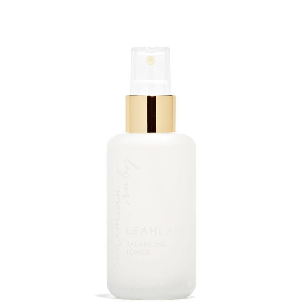 Bohemian Ruby Balancing Toning Mist 100 mL by Leahlani at Petit Vour