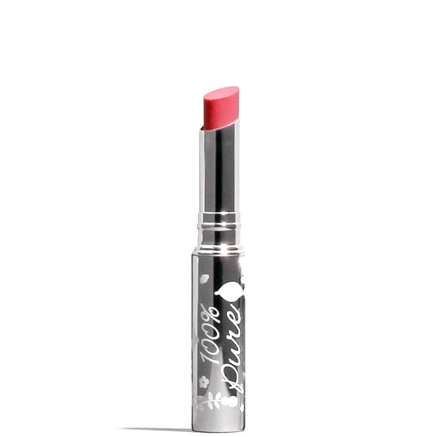 100 Pure Fruit Pigmented Lip Glaze Daiquiri