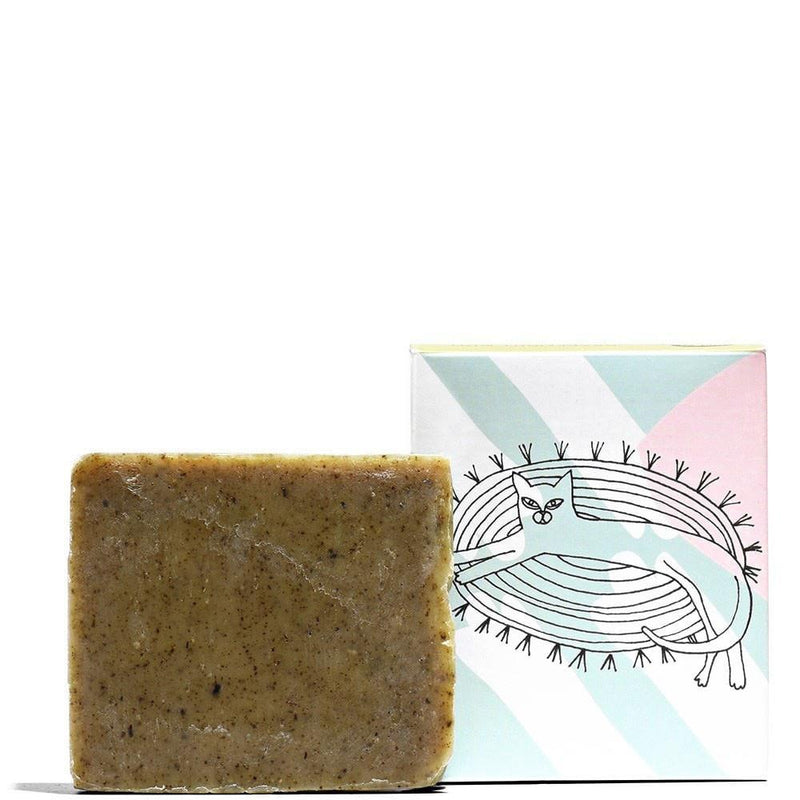 Grapefruit Mint Bar Soap 4.5 oz by Meow Meow Tweet at Petit Vour