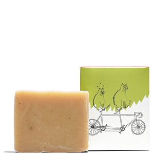 Rosemary Avocado Shampoo Bar 4.5 oz by Meow Meow Tweet at Petit Vour