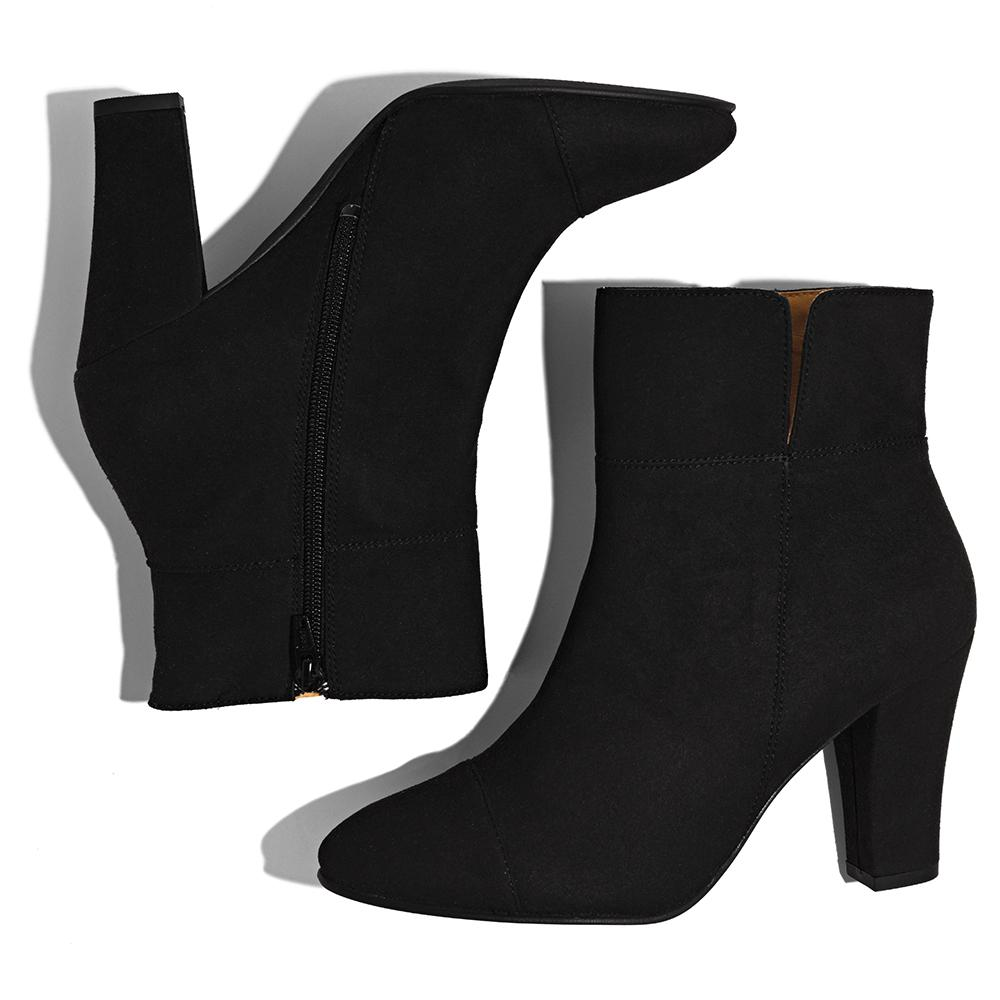 Nae Bline Ankle Boot Black Top