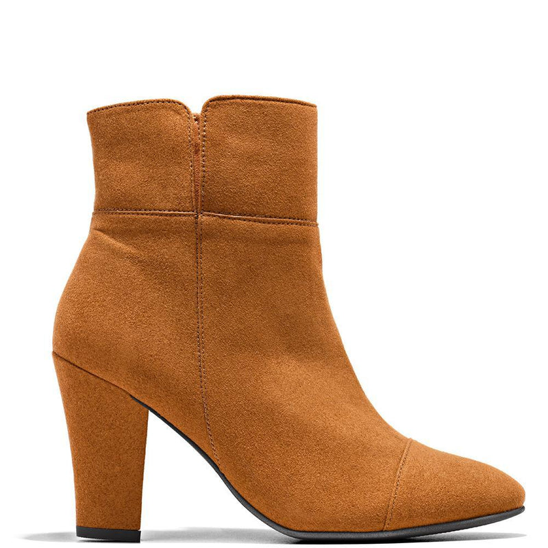 Nae Bline Ankle Boot Brown