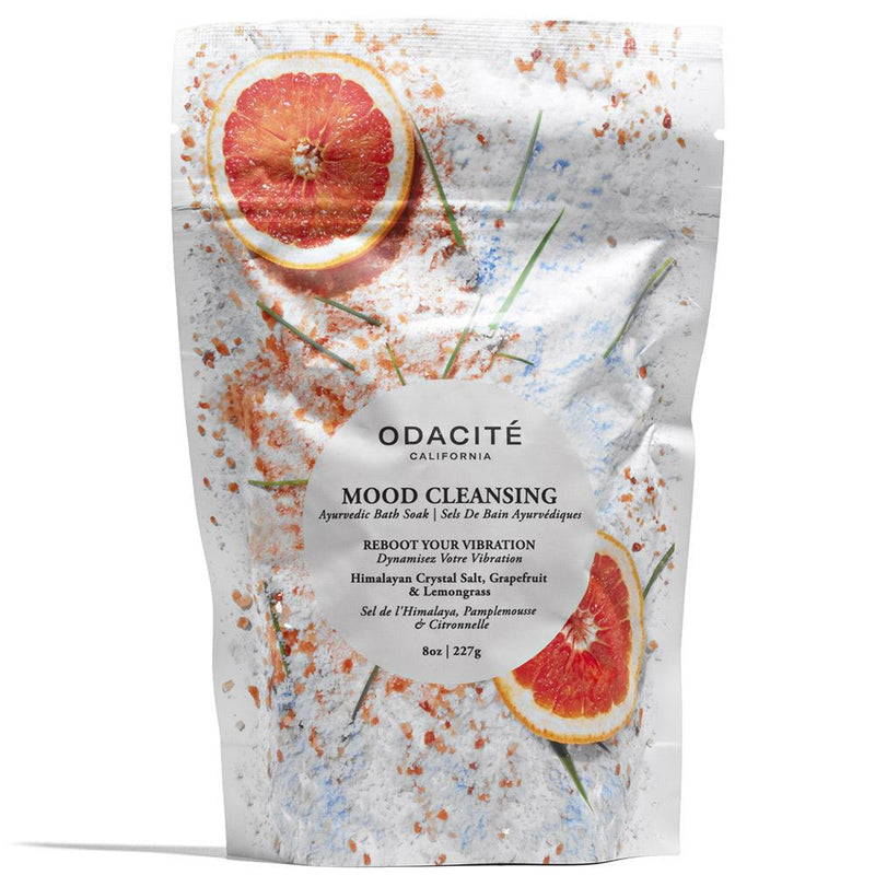 Mood Cleansing Bath Soak 50 mL by Odacité at Petit Vour