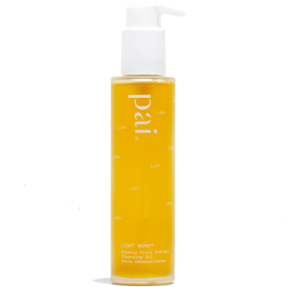 Light Work Rosehip Cleansing Oil 100 mL | 3.3 fl oz by Pai at Petit Vour