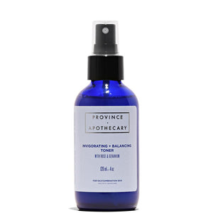 Invigorating + Balancing Toner 120 mL by Province Apothecary at Petit Vour