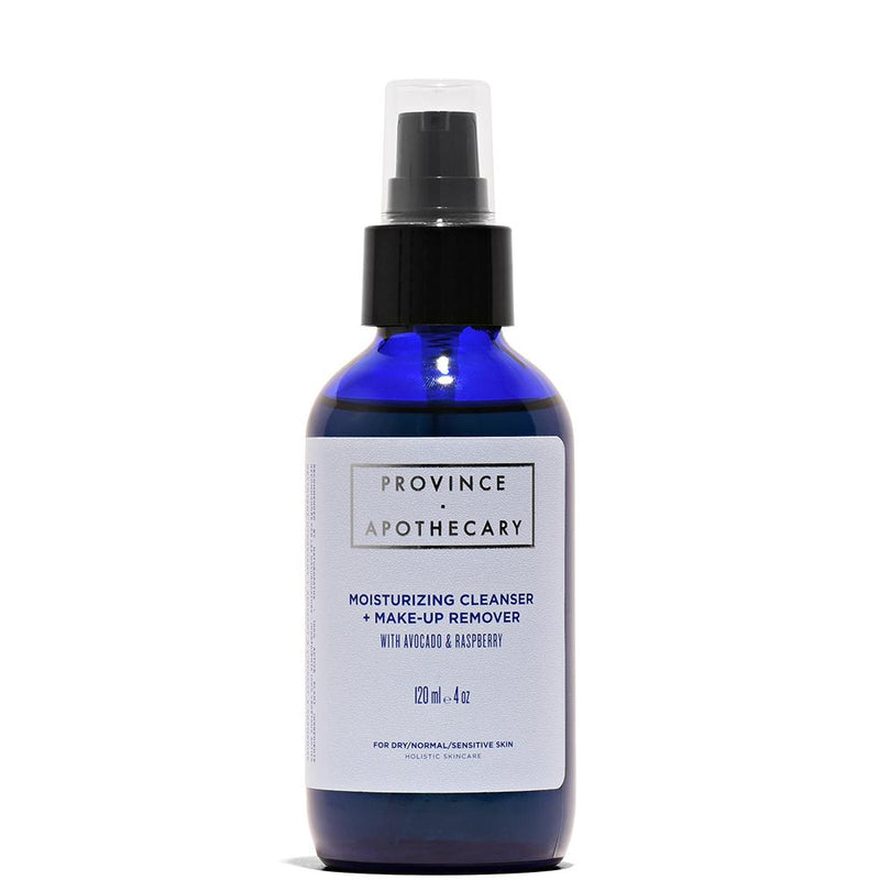 Moisturizing Cleanser + Makeup Remover 120 mL by Province Apothecary at Petit Vour