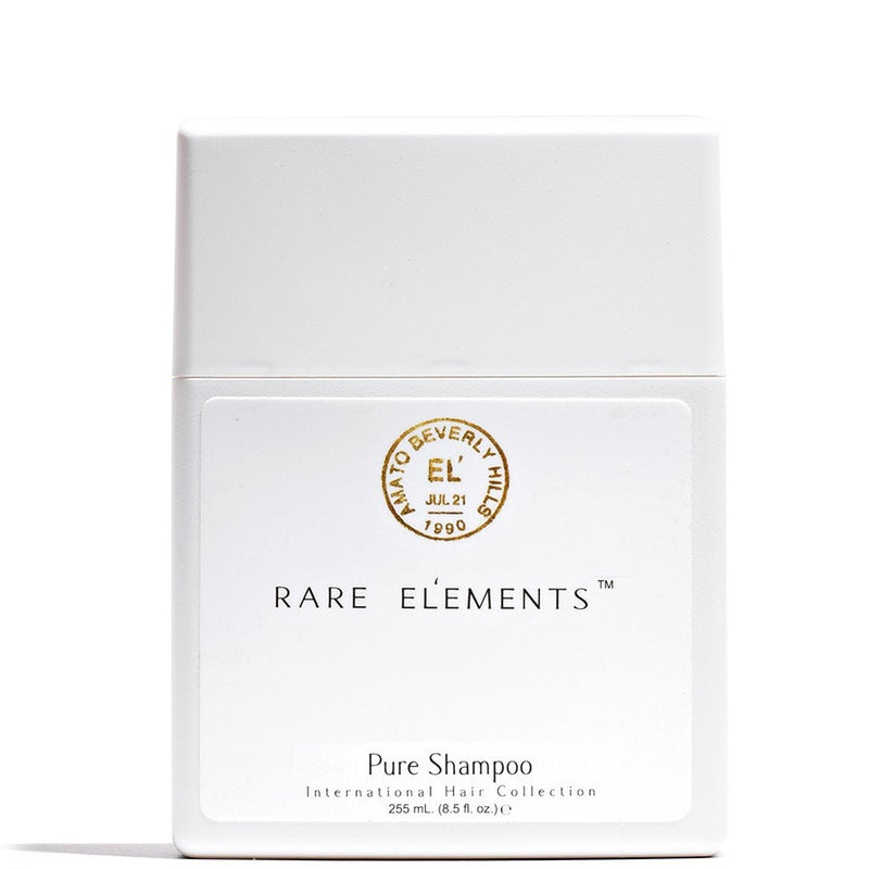 Pure Shampoo 8 fl oz | 240 mL by Rare El'ements at Petit Vour