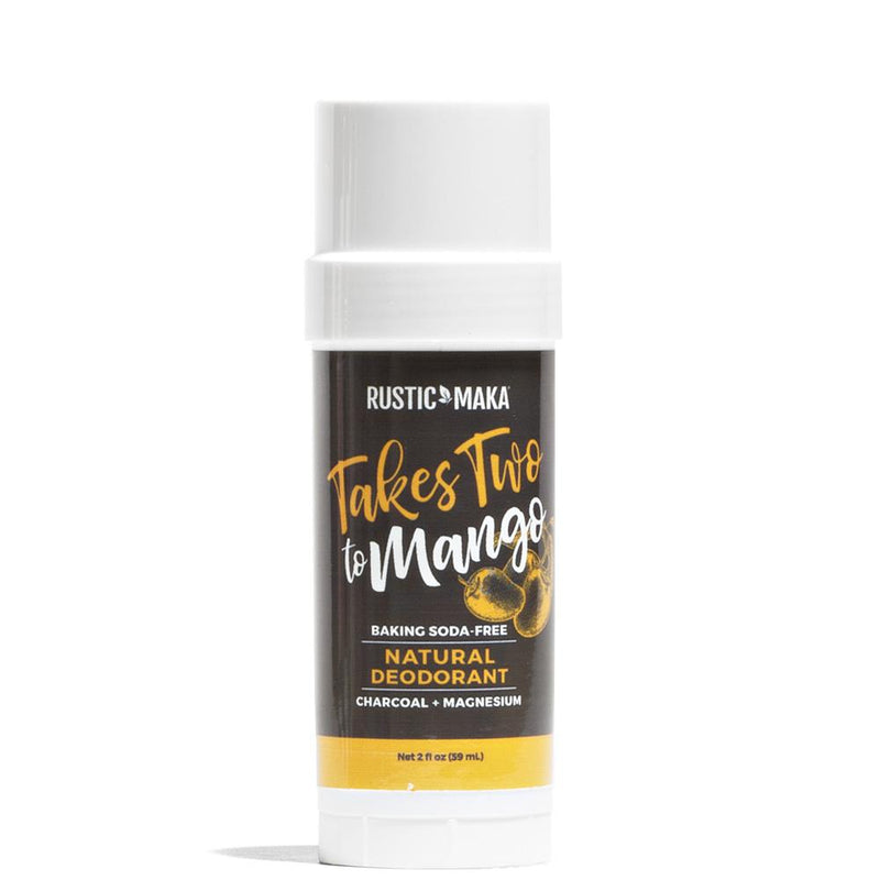 Takes Two to Tango Natural Deodorant 2 fl oz by Rustic Maka at Petit Vour