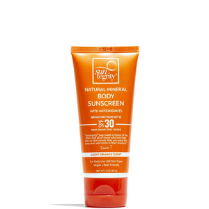 Natural Mineral Sunscreen - SPF 30 Original / 3 fl oz | 89 mL by Suntegrity at Petit Vour