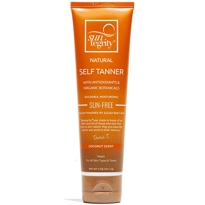 Natural Self Tanner  by Suntegrity at Petit Vour