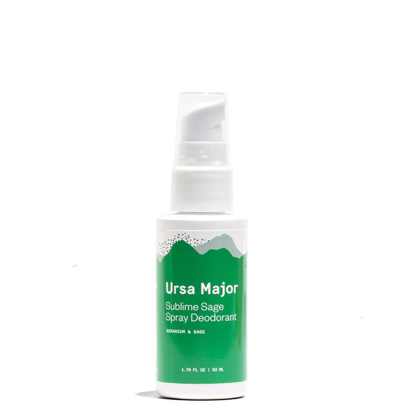 Sublime Sage Spray Deodorant 1.7 fl oz by Ursa Major at Petit Vour