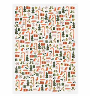 Holiday Gift Wrapping Sheets Favorite Things by Rifle Paper Co. at Petit Vour