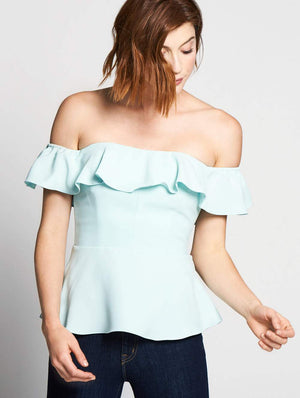 Romola Top XS by Amanda Uprichard at Petit Vour