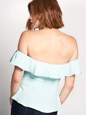 Romola Top  by Amanda Uprichard at Petit Vour