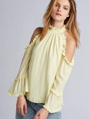 Yolanda Top  by Amanda Uprichard at Petit Vour