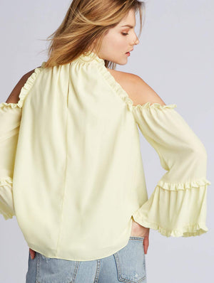 Yolanda Top - L  by Amanda Uprichard at Petit Vour