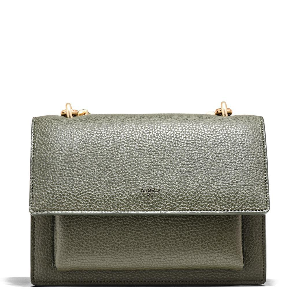 Eloise Satchel Signet  by Angela Roi at Petit Vour
