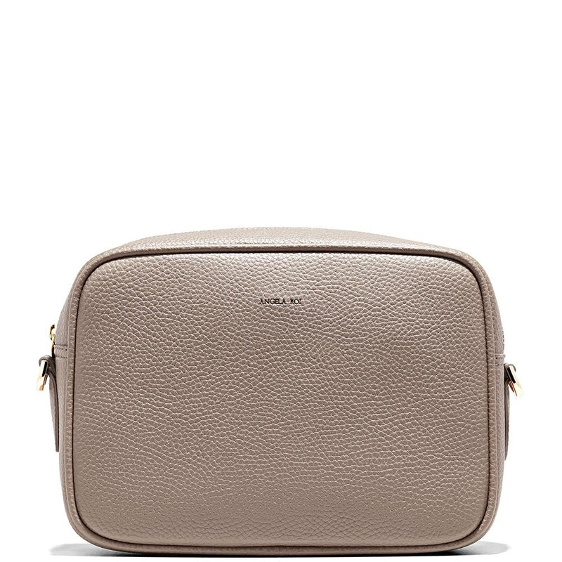 Angela Roi Grace Crossbody Light Mud Gray