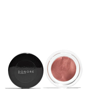 Lip & Cheek Pod GWP Bronzed Kiss by Donore Cosmetics at Petit Vour