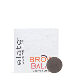 Brow Balm Refill Raven by Elate Cosmetics at Petit Vour