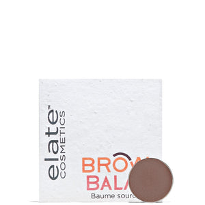 Brow Balm Refill Smoke 1 by Elate Cosmetics at Petit Vour