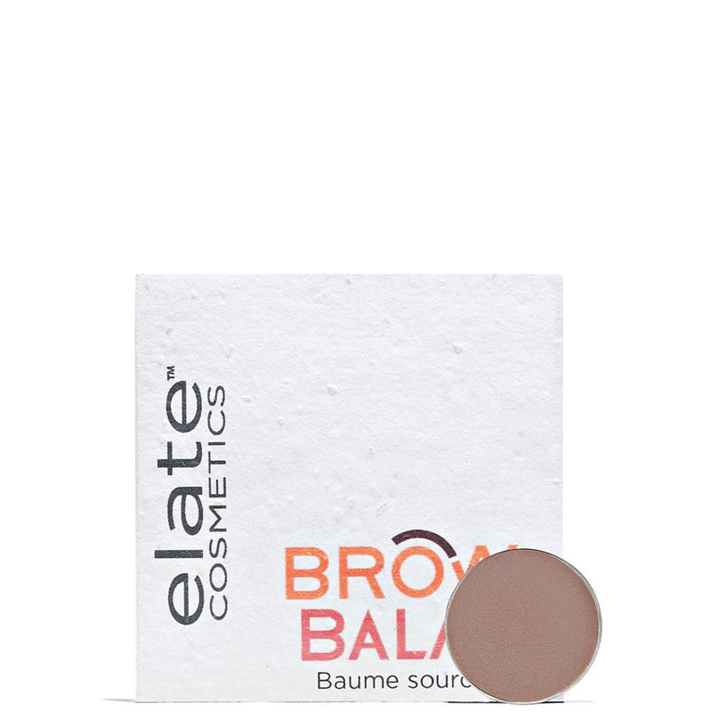 Brow Balm Refill Suede by Elate Cosmetics at Petit Vour